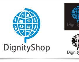 #97 para Design a Logo for DignityShop por indraDhe