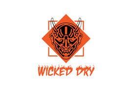 nº 200 pour Logo for a company called Wickeddry.com par masudranacs