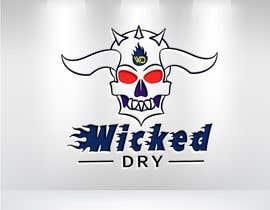 nº 148 pour Logo for a company called Wickeddry.com par Manosh786