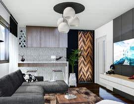 robmendz08 tarafından Living room interior design için no 36