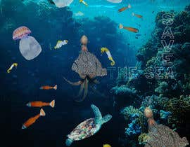 """#95 , Contest for a picture """"Save the Sea"""" 来自 sujoysarker007"""