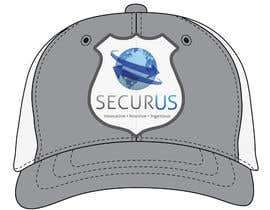 #32 for Securus Hat Logo by xxandr
