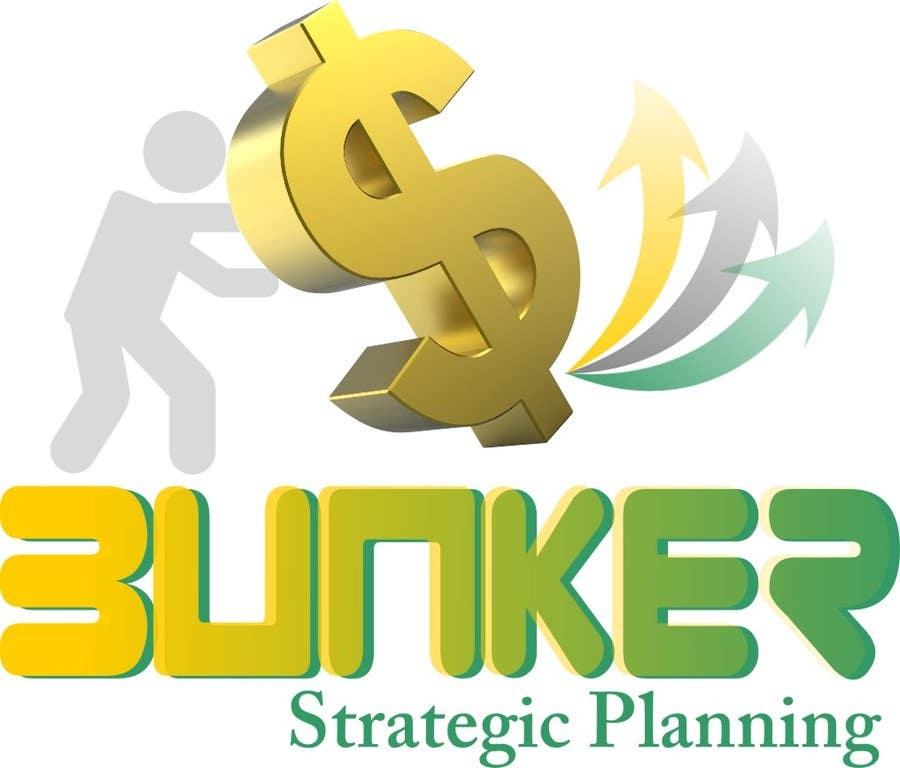 Penyertaan Peraduan #46 untuk Design a Logo for BUNKER