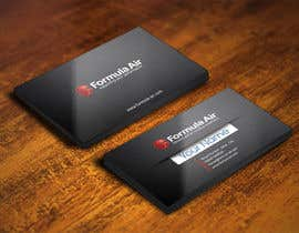 #9 cho Formula Air businesscards! bởi IllusionG
