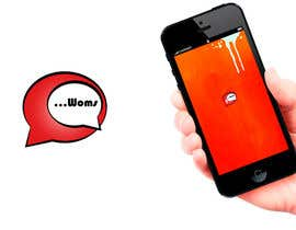 #10 untuk Logo and SplashScreen design for APP WOMS oleh laltrolato