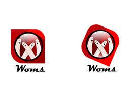 #30 untuk Logo and SplashScreen design for APP WOMS oleh laltrolato