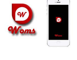 #6 for Logo and SplashScreen design for APP WOMS af tarquiniweb