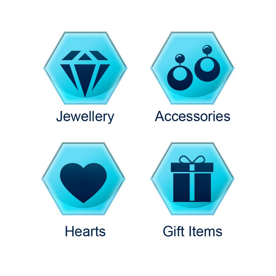 Contest Entry #                                        29                                      for                                         Design some Icons for Wholesale Crystal Website