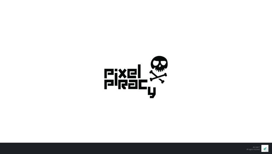 Inscrição nº 66 do Concurso para Logo for the game: Pixel Piracy