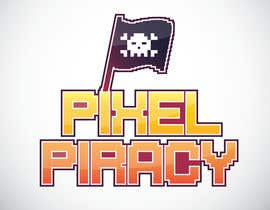 #4 for Logo for the game: Pixel Piracy af AntonVoleanin