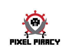 Dark959595 tarafından Logo for the game: Pixel Piracy için no 12