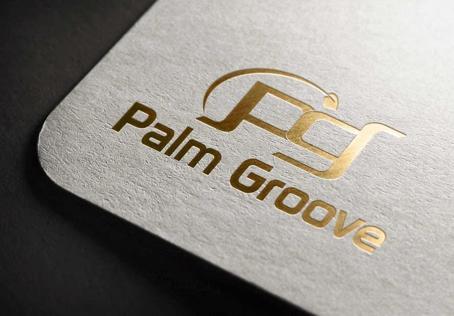 Inscrição nº 36 do Concurso para Design a Logo for Palm Groove
