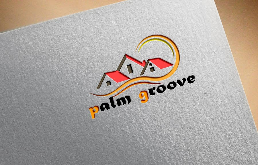Konkurrenceindlæg #                                        8                                      for                                         Design a Logo for Palm Groove
