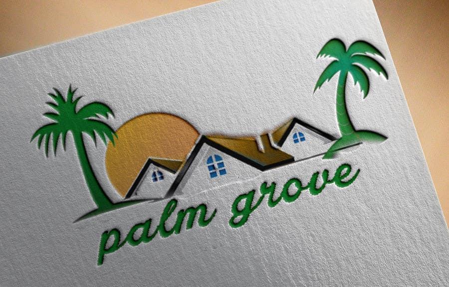 Konkurrenceindlæg #                                        96                                      for                                         Design a Logo for Palm Groove
