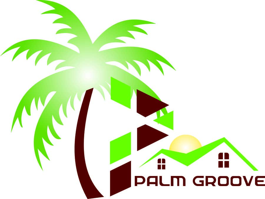 Konkurrenceindlæg #                                        33                                      for                                         Design a Logo for Palm Groove