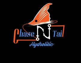 #6 for Tshirt for a fishing company, Chase-N-tail by adhikery