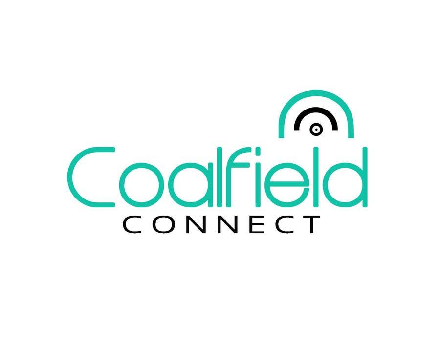 Penyertaan Peraduan #70 untuk Design a Logo for Coalfield Connect
