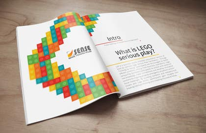 jarasaleem tarafından Design a Brochure for Lego Serious Play training packages -- 3 için no 8