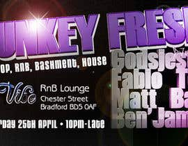 #1 for Funkey Fresh Events by OMGFXdesign