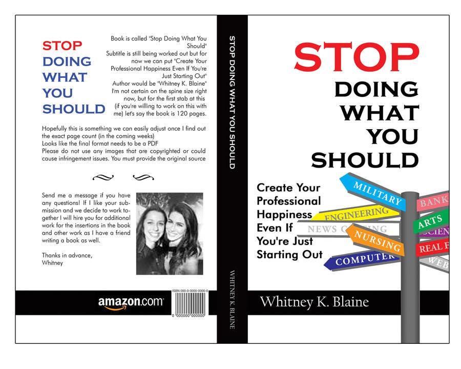Inscrição nº 45 do Concurso para Design my book cover and additional work ($) if chosen!
