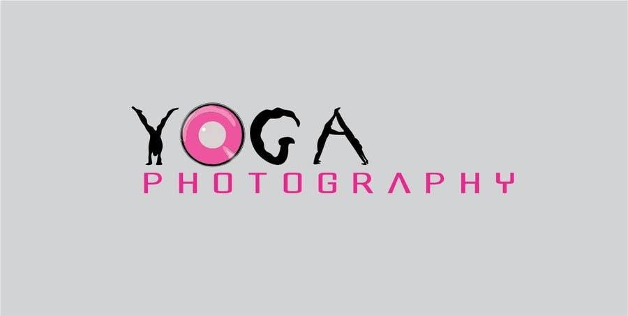 Kilpailutyö #186 kilpailussa Design a Logo for Yoga Photography