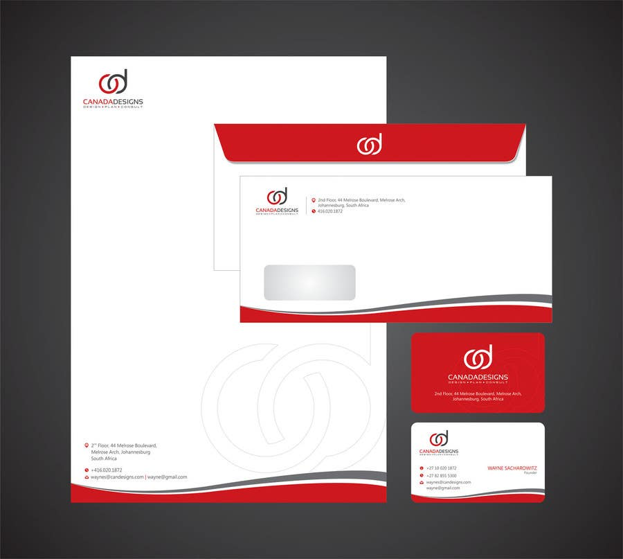 Contest Entry #                                        103                                      for                                         Design a Logo (+business card & stationary) for Architectural Design Firm