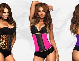 hirurgdesign tarafından Design a Banner / responsive Slider / header for my waist trainer Homepage için no 7