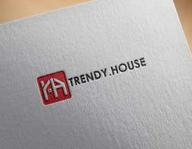 #129 for Design logo for website www.trendy.house af diptisarkar44