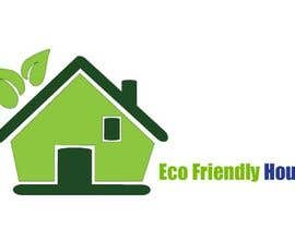 #36 para Eco Friendly House Logo Design por softdesignview