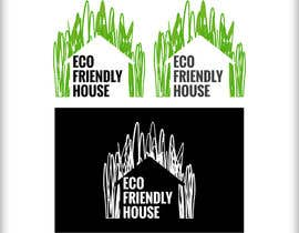 #89 cho Eco Friendly House Logo Design bởi GitaKegan