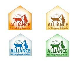 "#39 for Design a Logo for ""Alliance for Helping Animals"" by sani58"