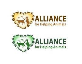 "#46 for Design a Logo for ""Alliance for Helping Animals"" by sani58"