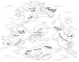 nº 13 pour Fantasy Map and School Emblems par morgangans