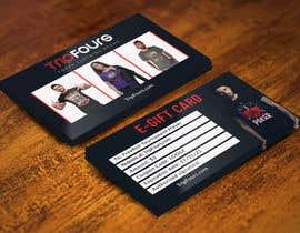 #19 para Gift Certificate/Business Card/Promo Design por expectsign