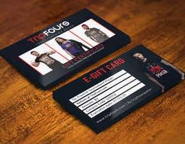 #22 para Gift Certificate/Business Card/Promo Design por expectsign
