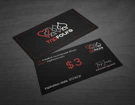 #7 para Gift Certificate/Business Card/Promo Design por junayedemon010