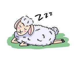 Nro 83 kilpailuun Draw a simple sheep charactor käyttäjältä kikiam265