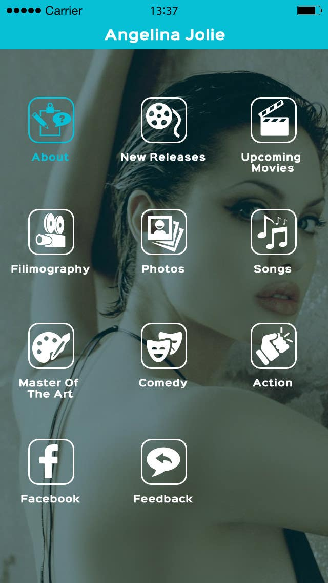 Konkurrenceindlæg #                                        29                                      for                                         Improve an App Home Screen Mockup