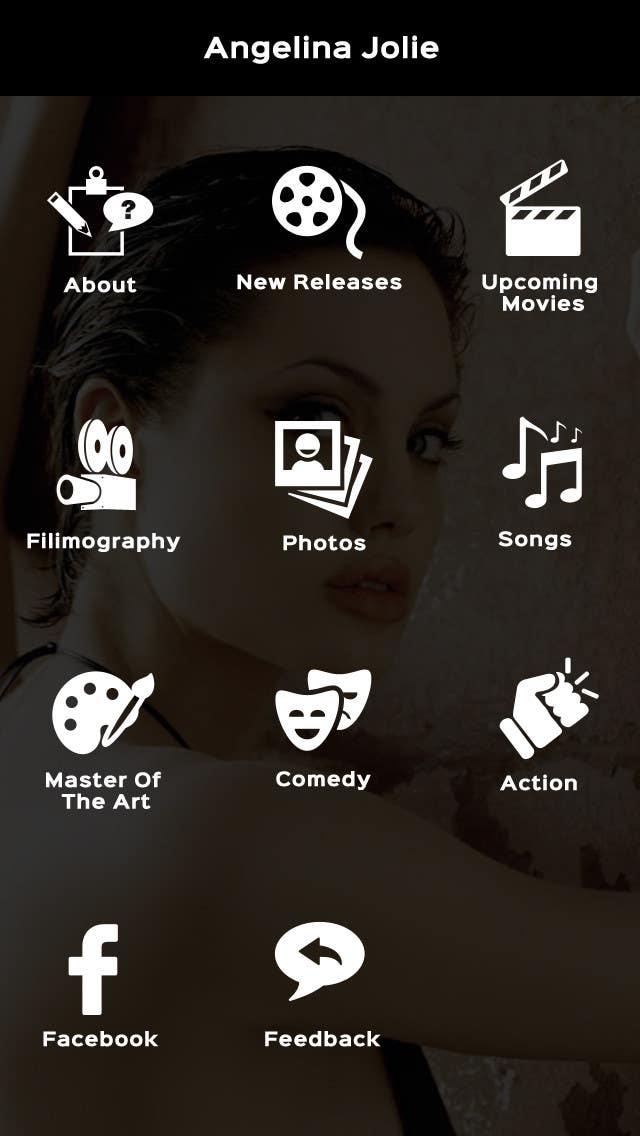 Konkurrenceindlæg #                                        42                                      for                                         Improve an App Home Screen Mockup