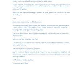 nº 19 pour Blog writing for a Construction Company par hadeer255