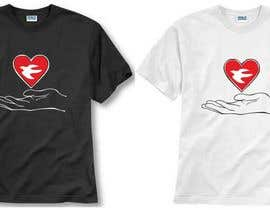 #9 untuk Design a T-Shirt for organ donation oleh adstyling