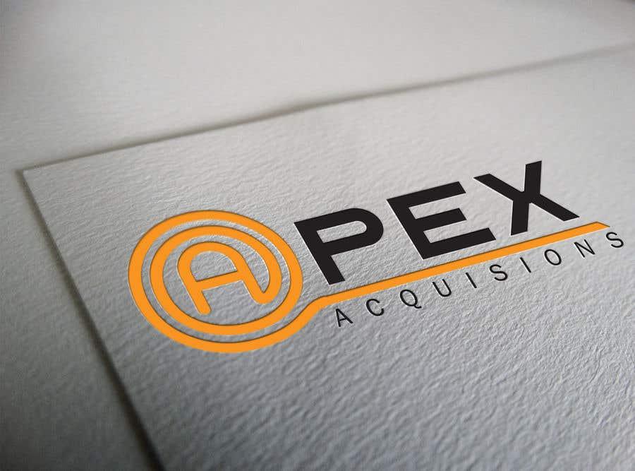 Konkurrenceindlæg #                                        370                                      for                                         Logo Design for Apex