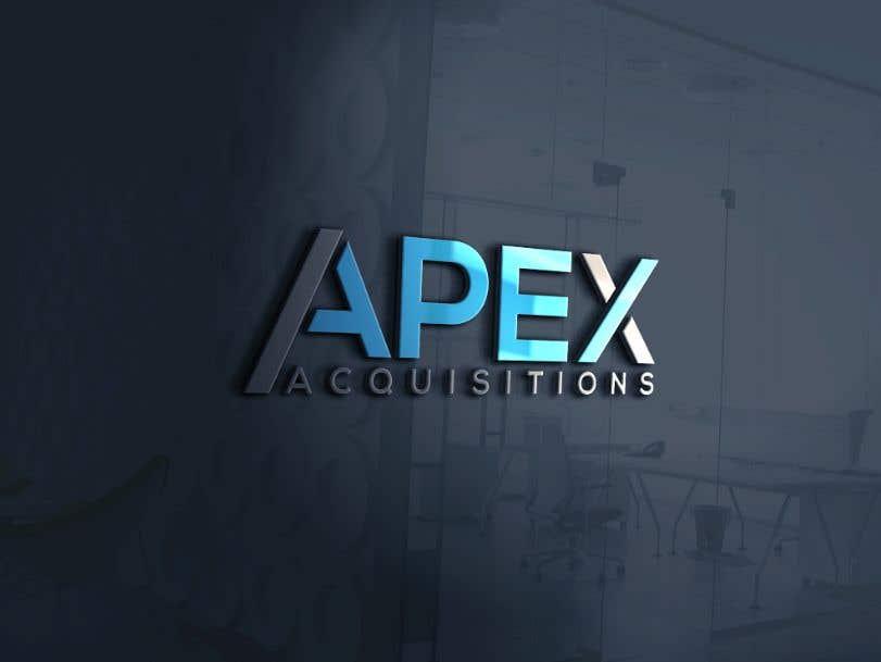 Konkurrenceindlæg #                                        217                                      for                                         Logo Design for Apex
