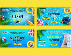 #28 for Amazing Design Contest - 4 X Postcard Designs - Enter Now - Be Quick! by TheCloudDigital