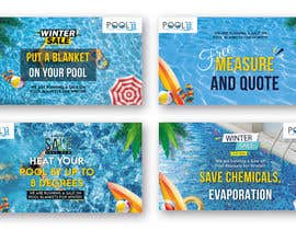 #18 for Amazing Design Contest - 4 X Postcard Designs - Enter Now - Be Quick! by rahmanshila313