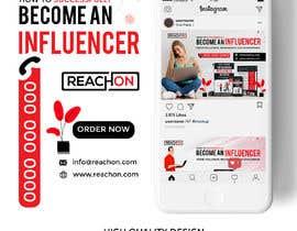 nº 47 pour Design Social Media billboard advertising for us par saifsg420