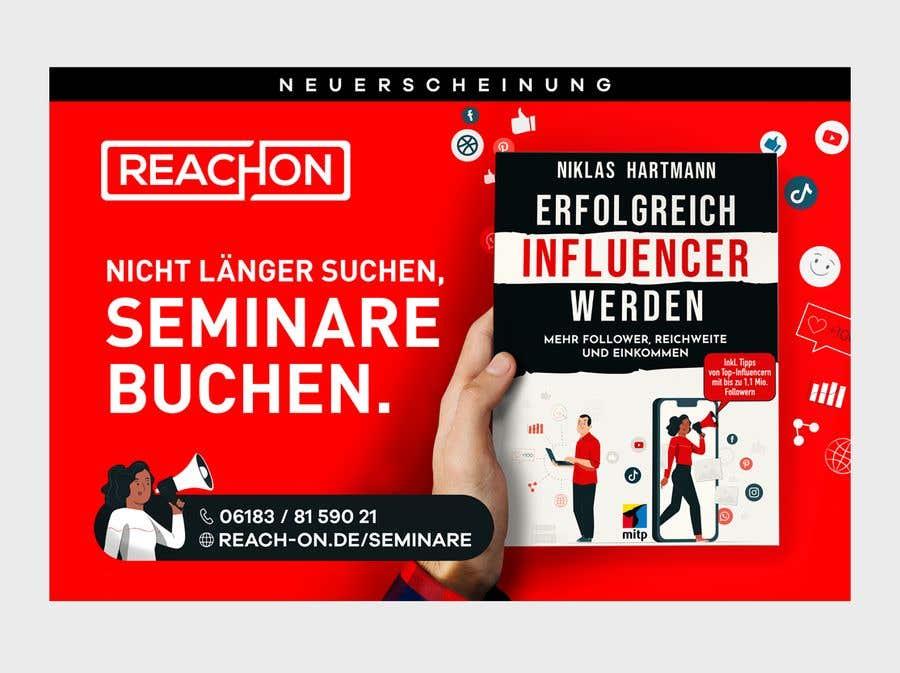 Proposition n°                                        136                                      du concours                                         Design Social Media billboard advertising for us