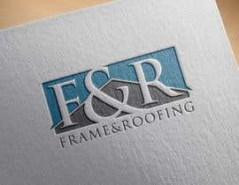 #38 for Design a Logo for Frame&Roofing af momotahena