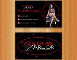 #88 for 30720  / 3.5x2 gloss free business card / front & back / - Sandy af fatehabinta