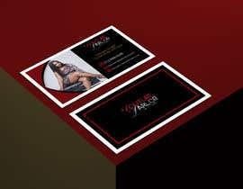 #74 for 30720  / 3.5x2 gloss free business card / front & back / - Sandy af parsajahan056